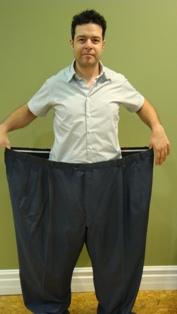 Antonio Valente Oversized Trousers
