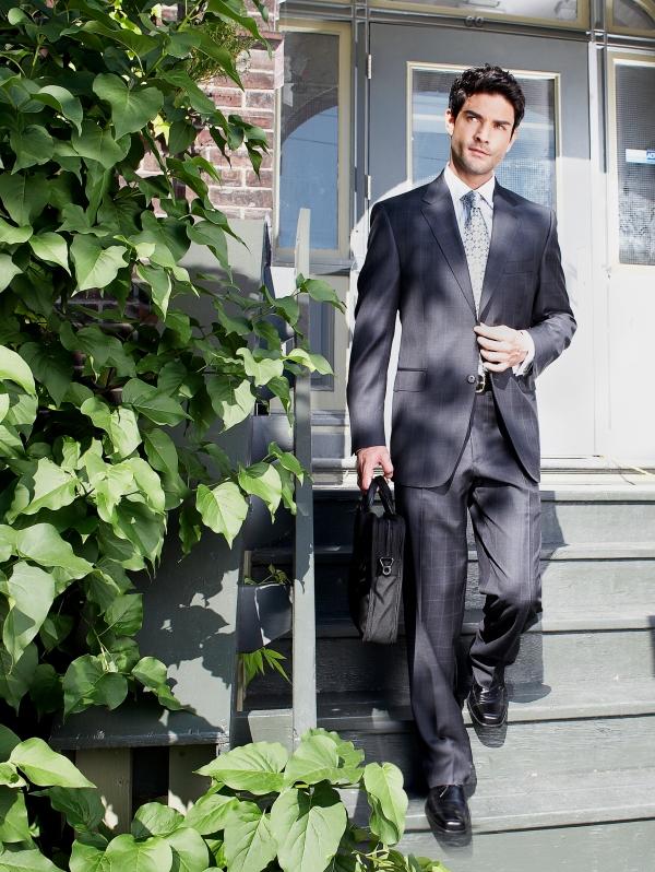 The Antonio Valente Suit