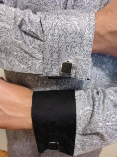 reversible cuffs
